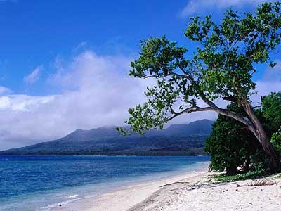 Остров Эфате Вануату YJ0VK