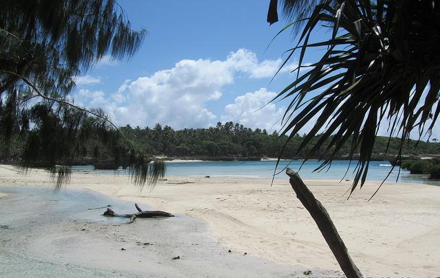 Efate Island Vanuatu YJ0VK 2012