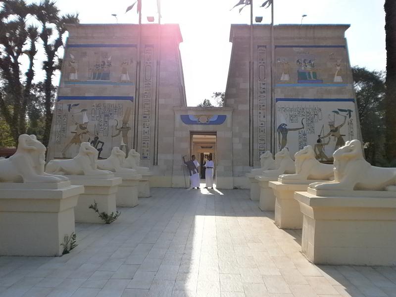 Egypt SU/HA3JB Faraon Village DX News