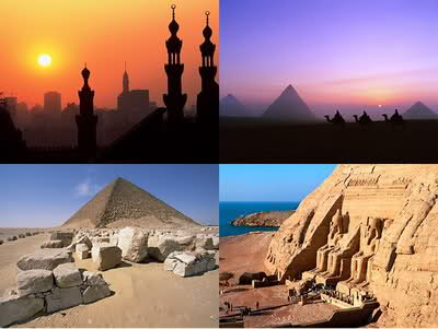 Egypt SU9VB Tourist Atractions