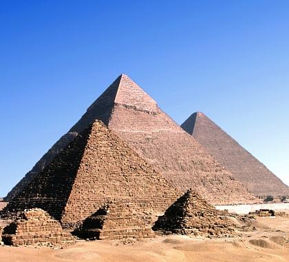 Египет SU9VB Египетские Пирамиды