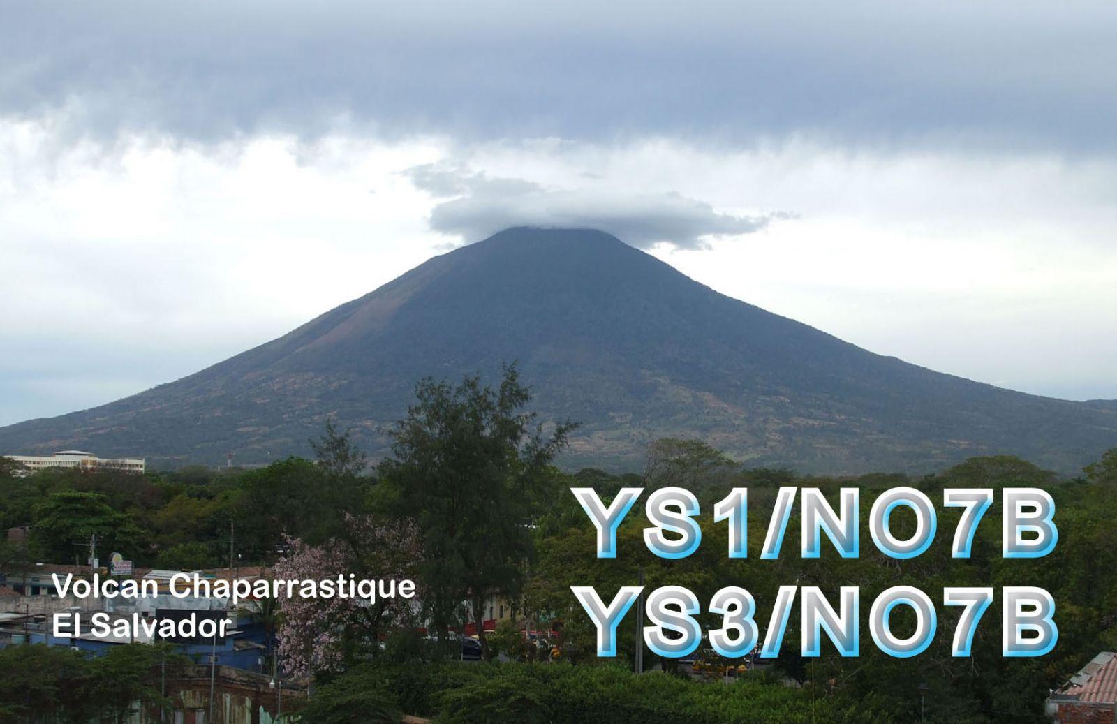 Эль Сальвадор YS1/NO7B