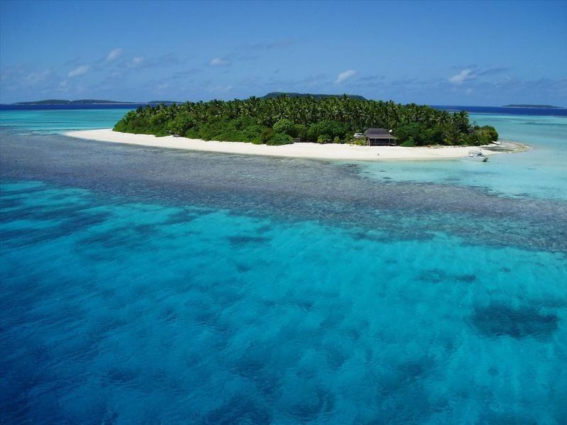 A35RT - Island of Eua - Tonga ...
