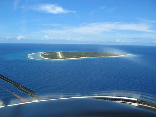 Остров Фалалоп Атолл Улиту Федеральные Штаты Микронезии V63PR