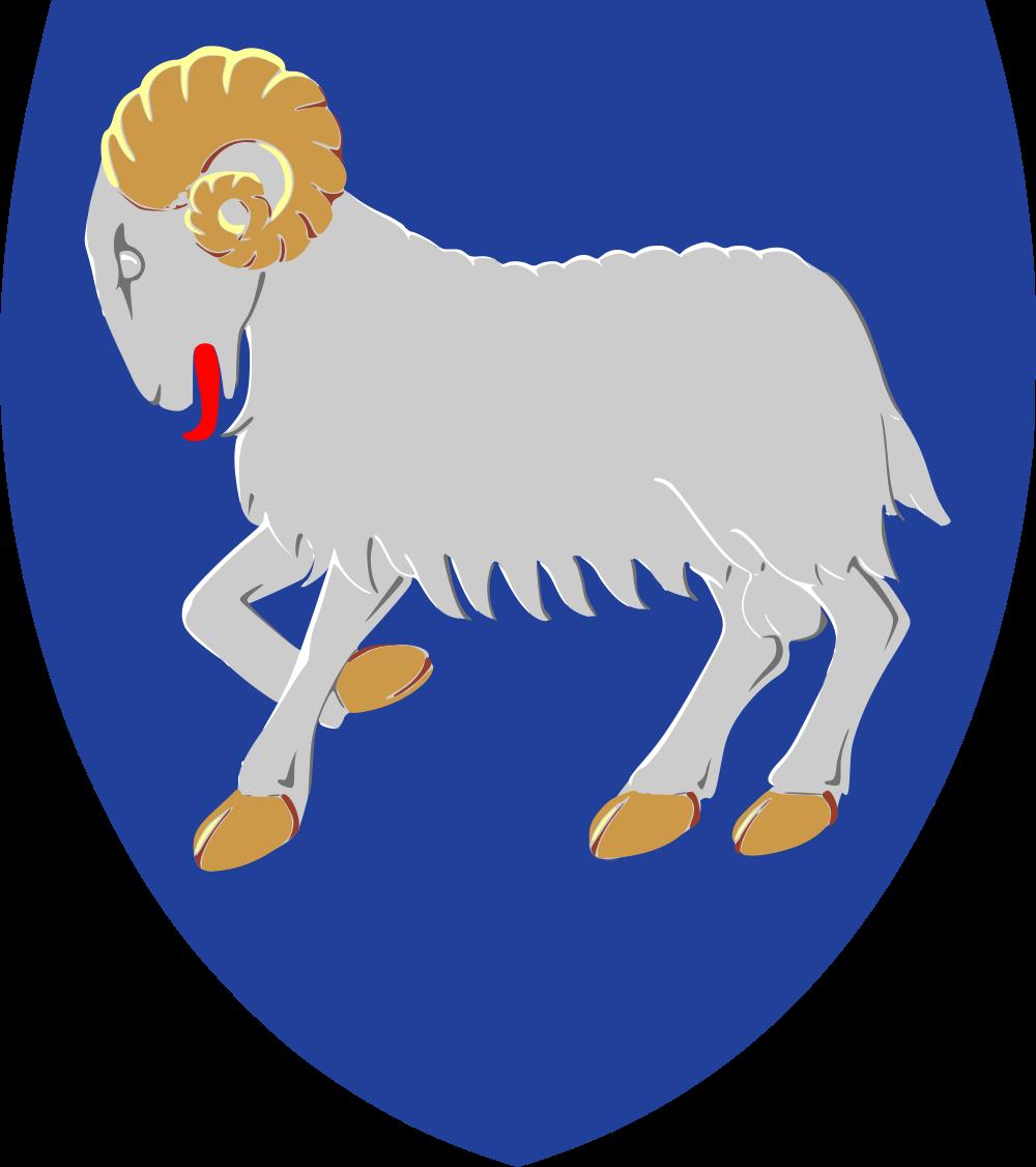 Faroe Islands Coat of Arms of the Faroe Islands