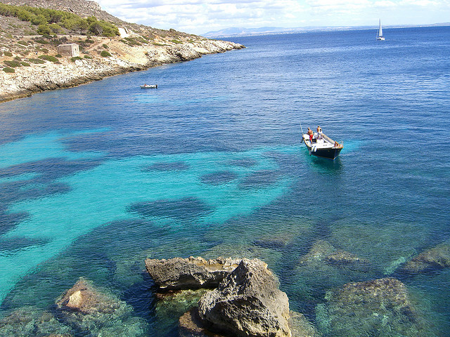 Favignana Island IF9/IT9BXR DX News