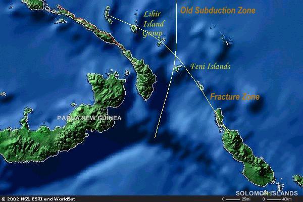 Feni Islands Papua New Guinea P29VCX DX News