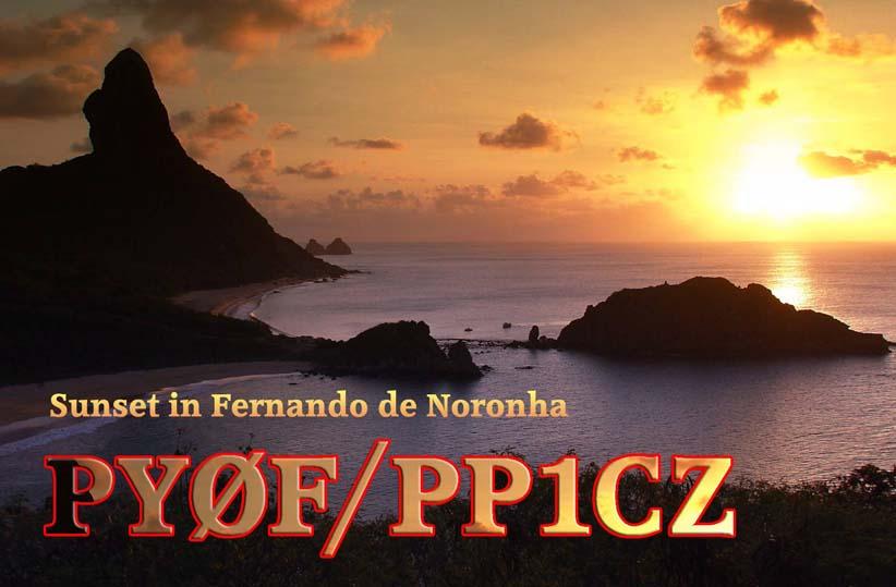 Fernando de Noronha Island PY0F/PP1CZ QSL