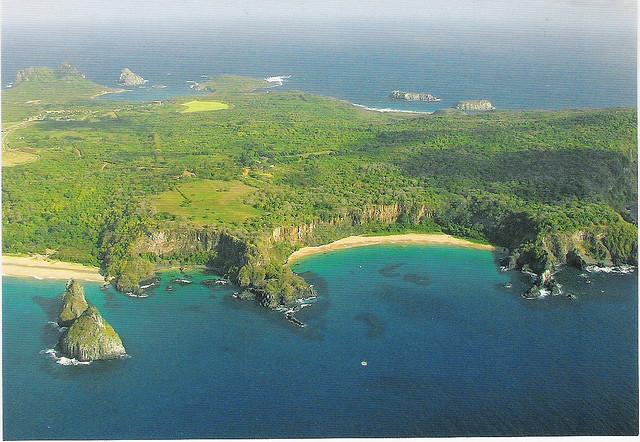 Острова Фернанду ди Норонья PW0F