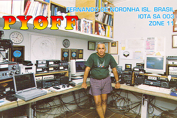 Остров Фернанду ди Норонья PY0FF