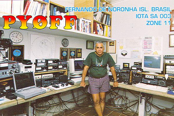 Fernando de Noronha Island PY0FF