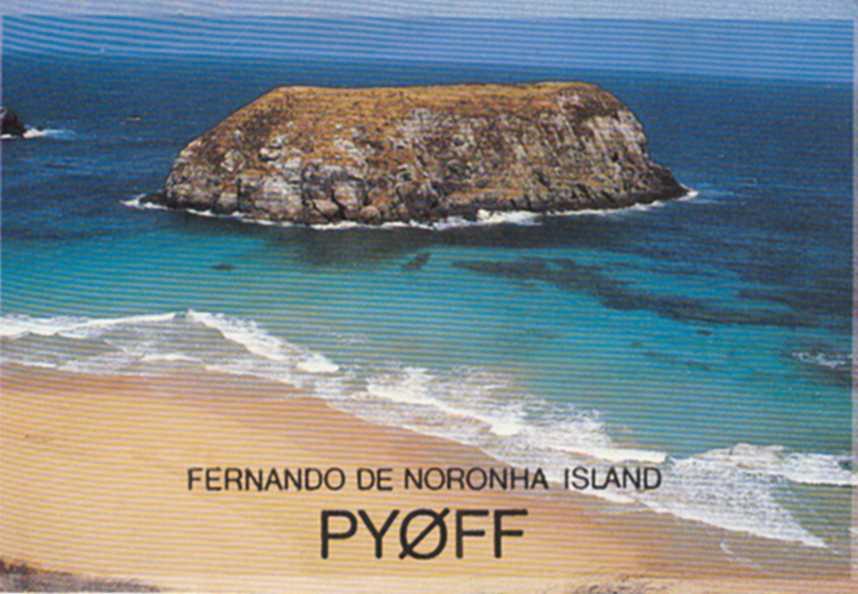 Fernando de Noronha Island PY0FF DX News