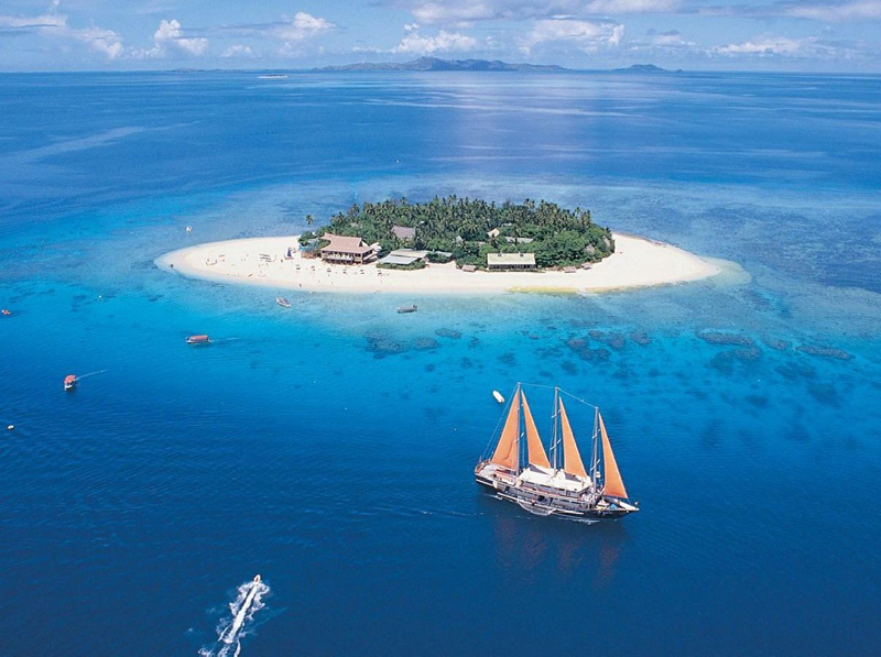 Fiji Islands 3D2NW DX News