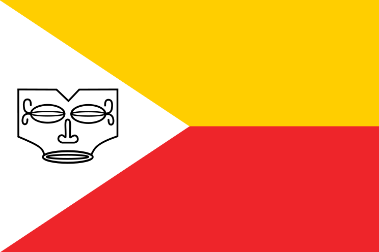Flag Marquesas Islands