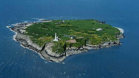 Остров Флэт Холм