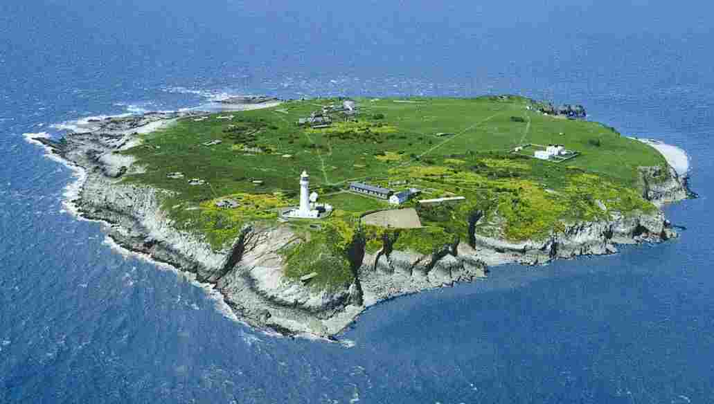 Flat Holm Island GC4BRS