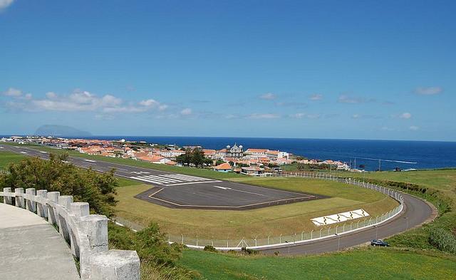 Остров Флориш CR2W Аэропорт