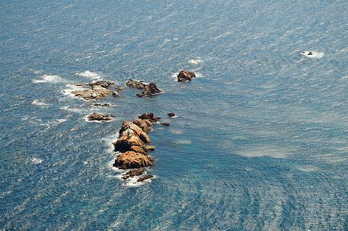 Formigues Hormigas Island