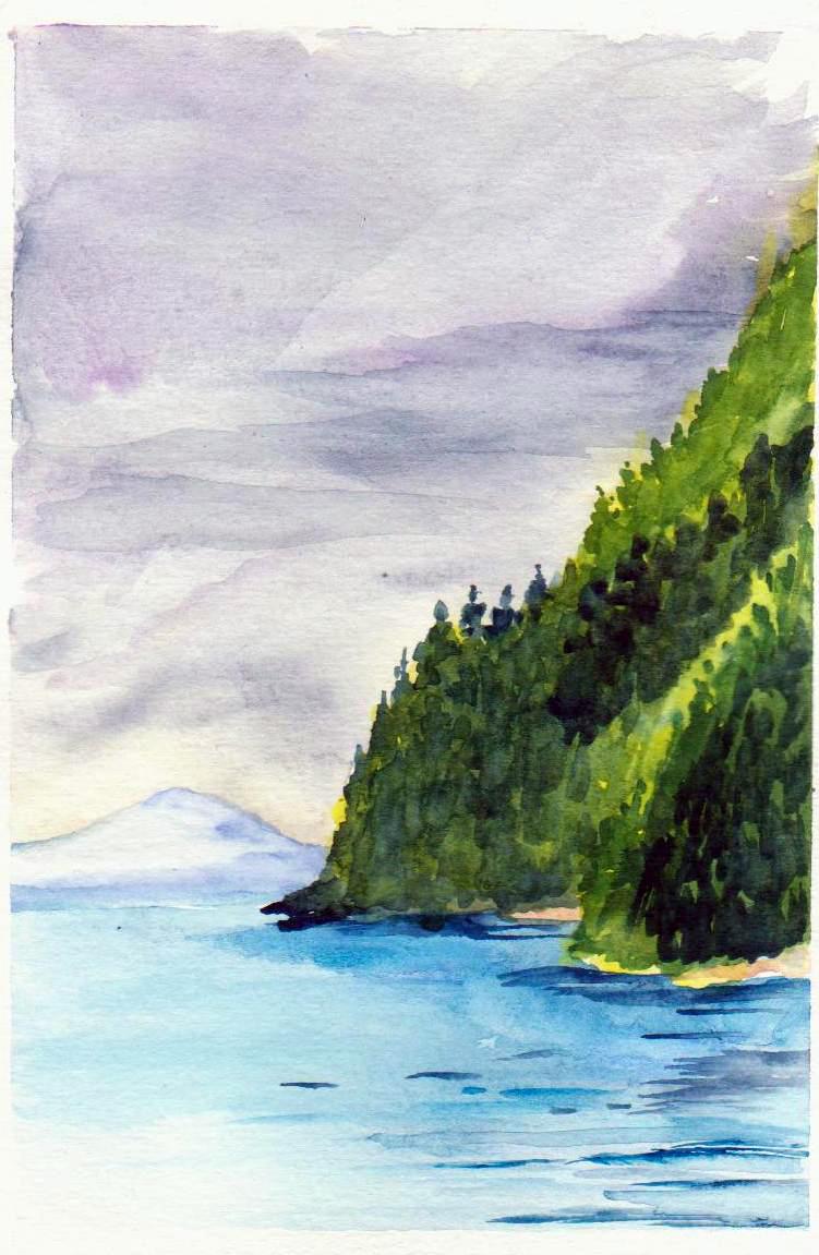 Fox Island Alaska