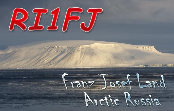 Земля Франца Иосифа RI1FJ