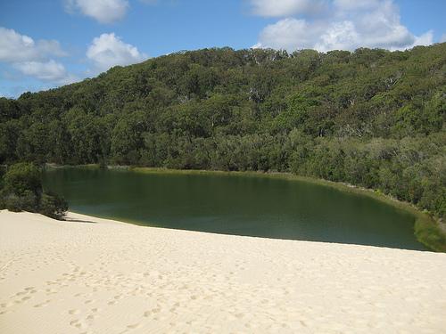 Fraser Island VK4HAM
