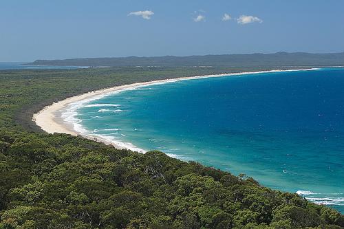 Fraser Island Australia VK4MM/P VK4NM/P