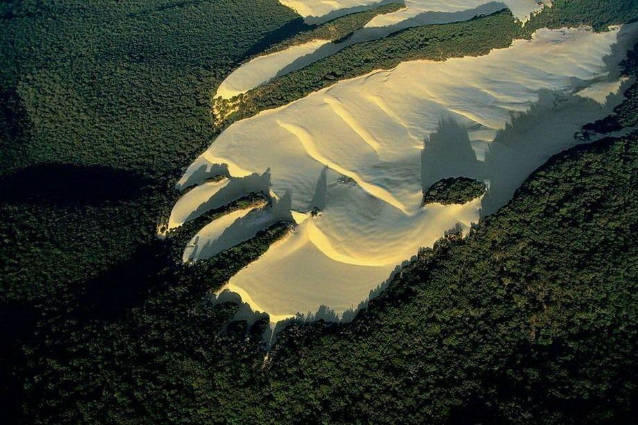 Fraser Island Australia VK4/NL8F/P DX News