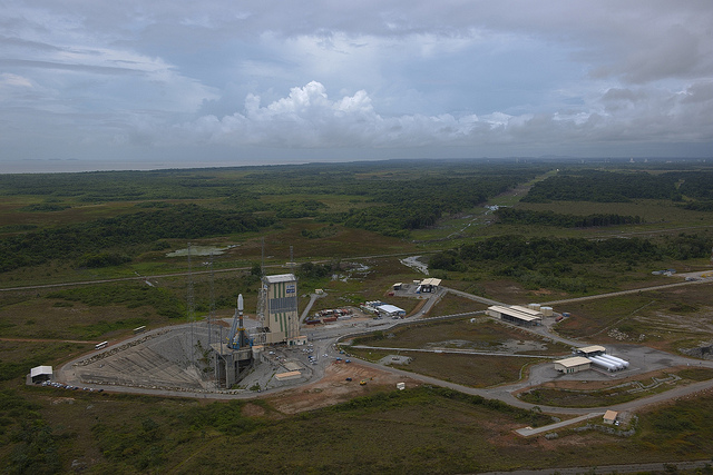 French Guiana FY/F8GHA Kuru Space Center