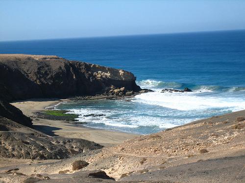 Fuerteventura Island EA8/DK2TUX