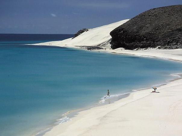 Остров Фуэртевентура Канарские острова EA8/EI6DX 2012