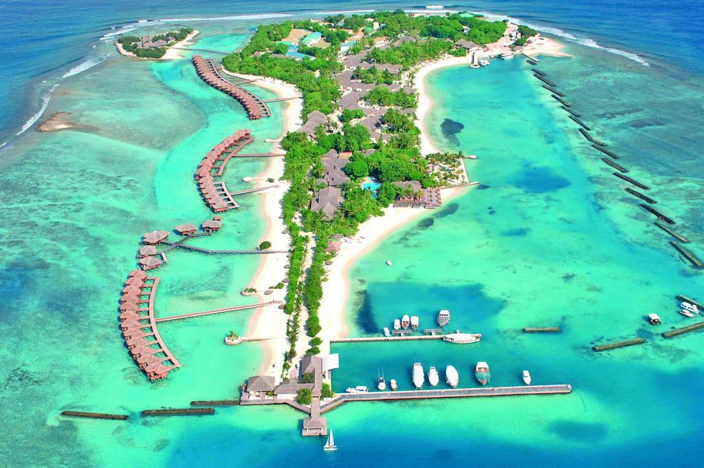 Остров Фуранафуши 8Q7CC Мальдивы