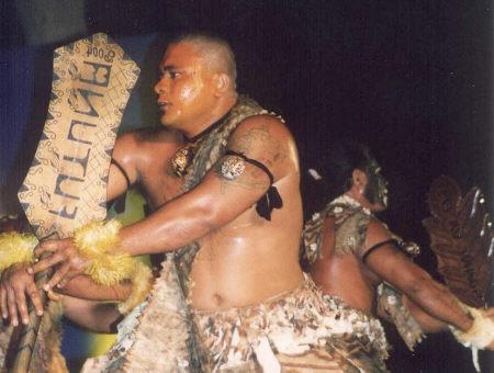 Futuna Island FW0NAR