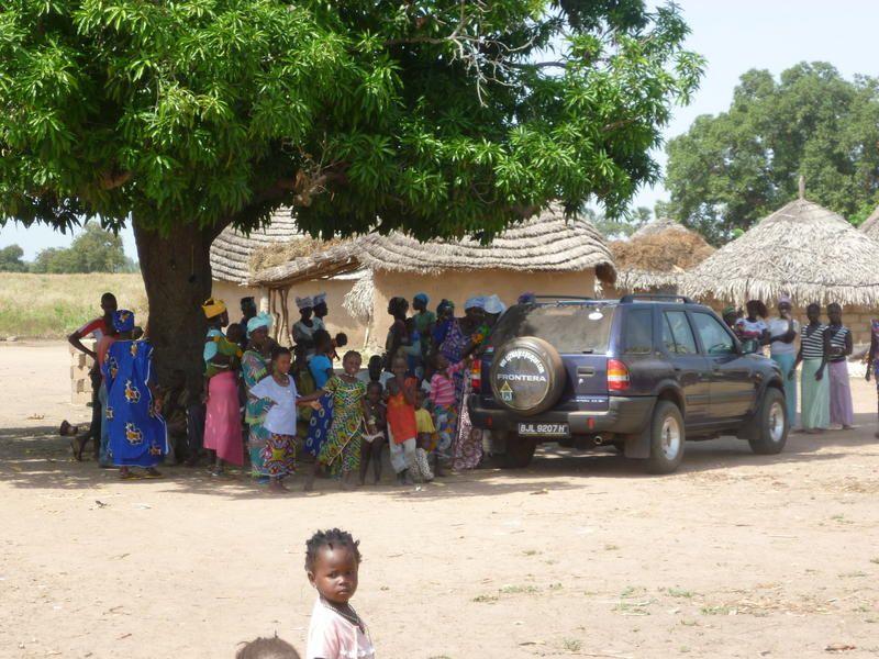 Gambia C5WP 2014