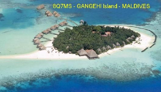 Gangehi Island North Male Atoll 8Q7MS