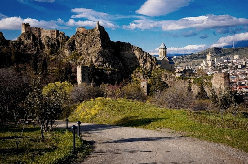 Грузия Тбилиси 4L5O