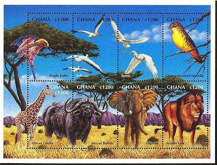 Ghana 9G5SG