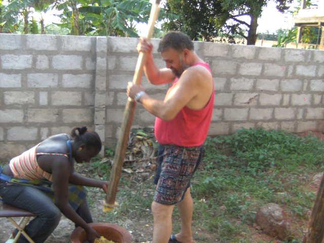 Гана 9G5SW