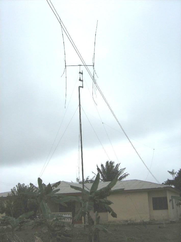 Ghana 9G5SW DX News