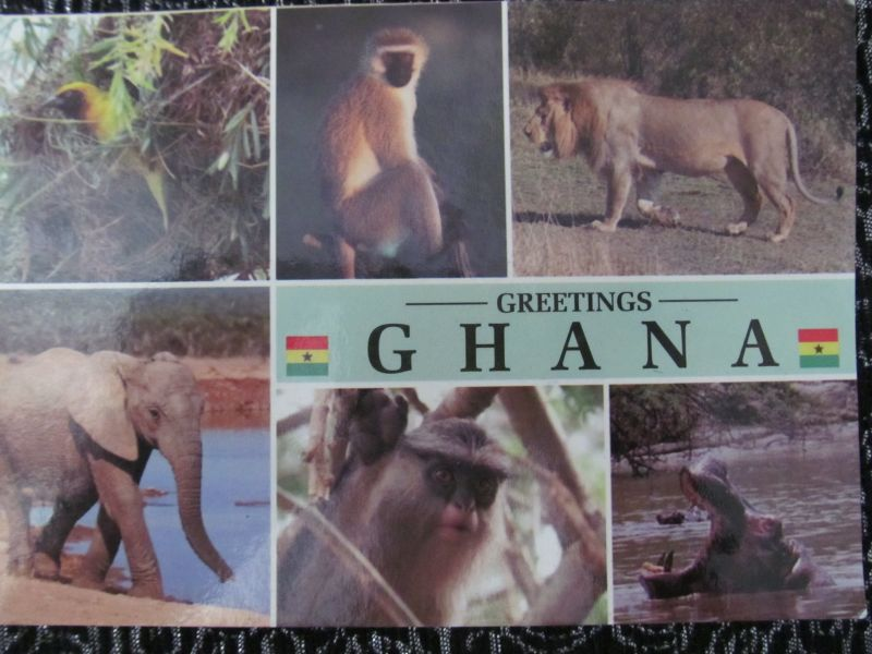 Ghana 9G5ZZ