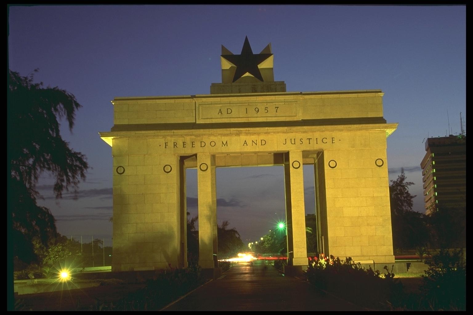 Гана DX Новости 9G5MS
