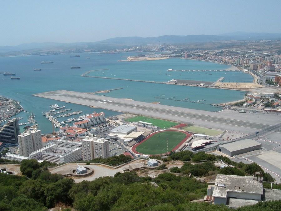 Гибралтар ZG3M Аэропорт DX Новости