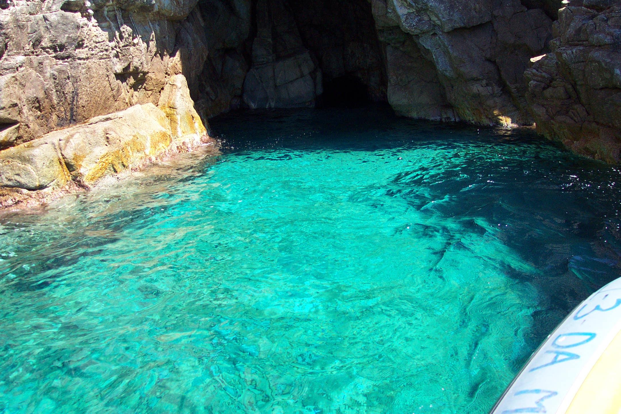 Остров Джилио
