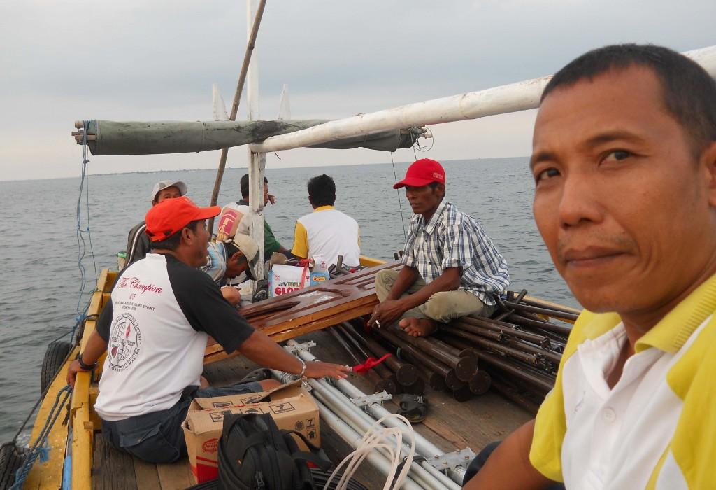 Gili Ketapang Island YE3I DX News