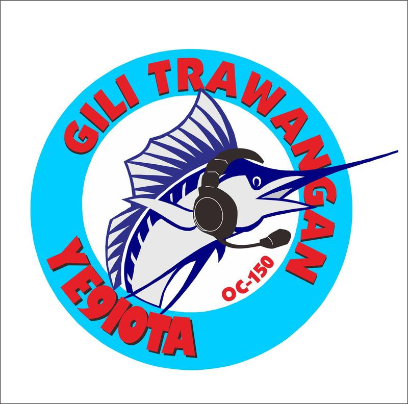Gili Trawangan Island YE9IOTA