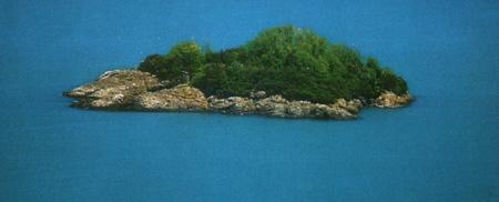Остров Гиресун Турция
