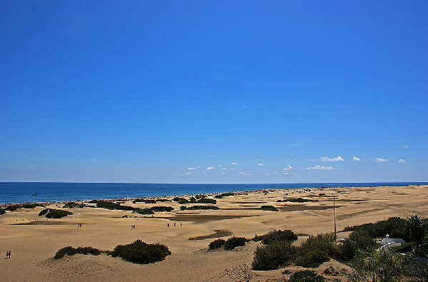 Gran Canaria Canary Islands DX News EF8M 2011