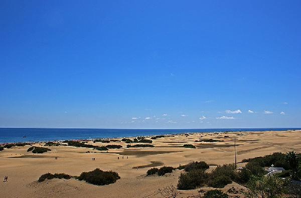 Gran Canaria Canary Islands DX News EF8M 2011