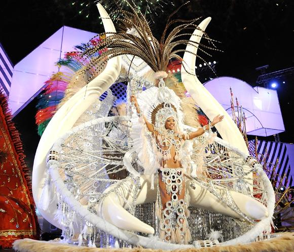Gran Canaria Carnival EA8CUU