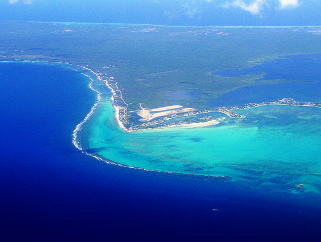 Остров Гранд Кайман ZF2TE