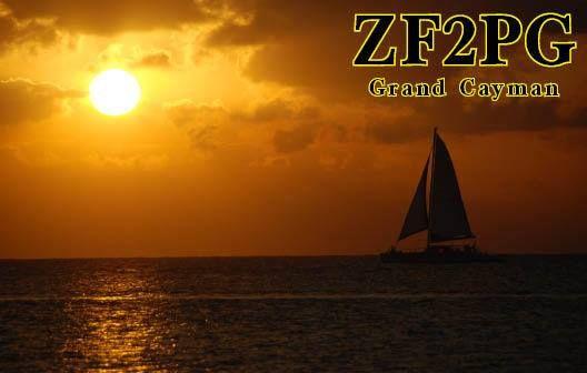Остров Гранд Кайман ZF2PG
